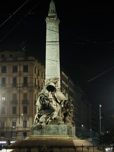 Monumento alle Cinque Giornate di Milano