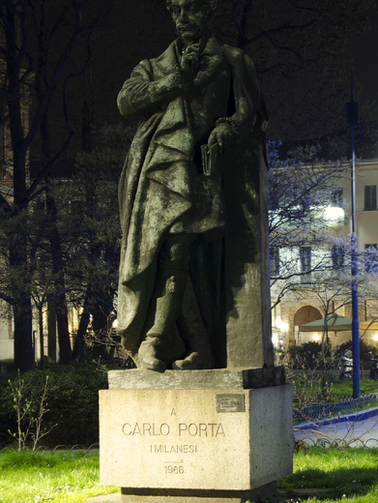Monumento a C.Porta