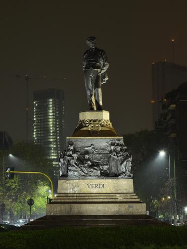 Monumento a G.Verdi