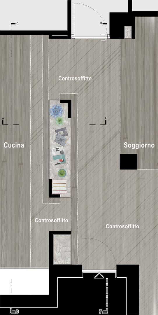 Planimetria dettaglio