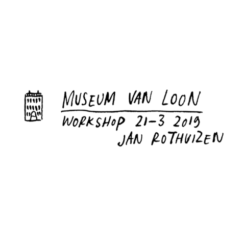 Workshop Museum van Loon