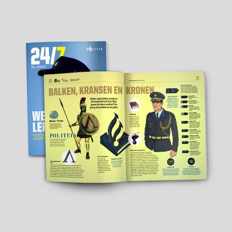 Personeelsblad van de Nederlandse politie