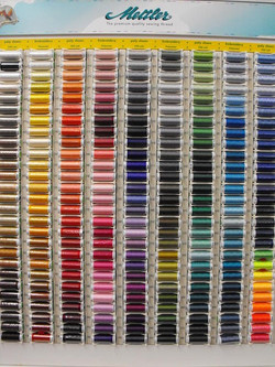 Rainbow of Threads