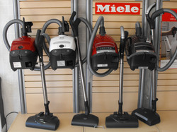 Miele Canisters