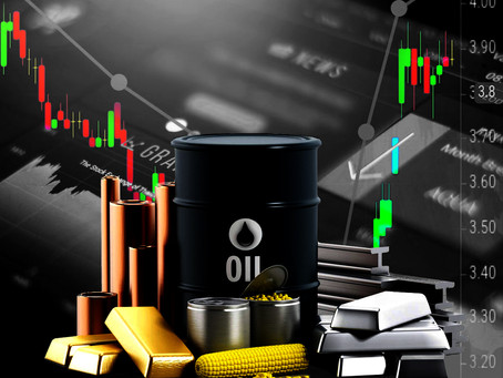 COMMODITY TRADING: THE BEST BET FOR HAPPY FUTURE