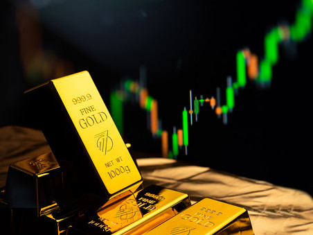 THE HIGH RISE IN GOLD TRADING