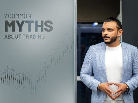 7 Common Myths about Trading