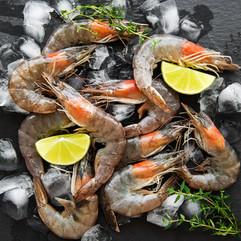 Fresh Prawns Sunny Seafood