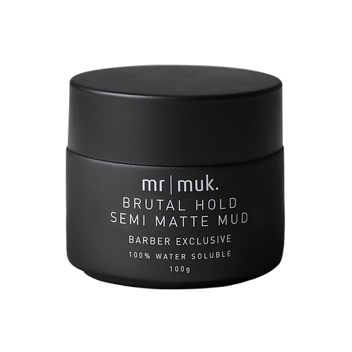 Mr Muk Brutal Hold Semi Matte Mud 100g