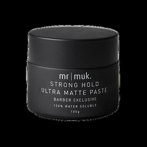 Mr Muk Strong Hold Ultra Matte Paste 100g