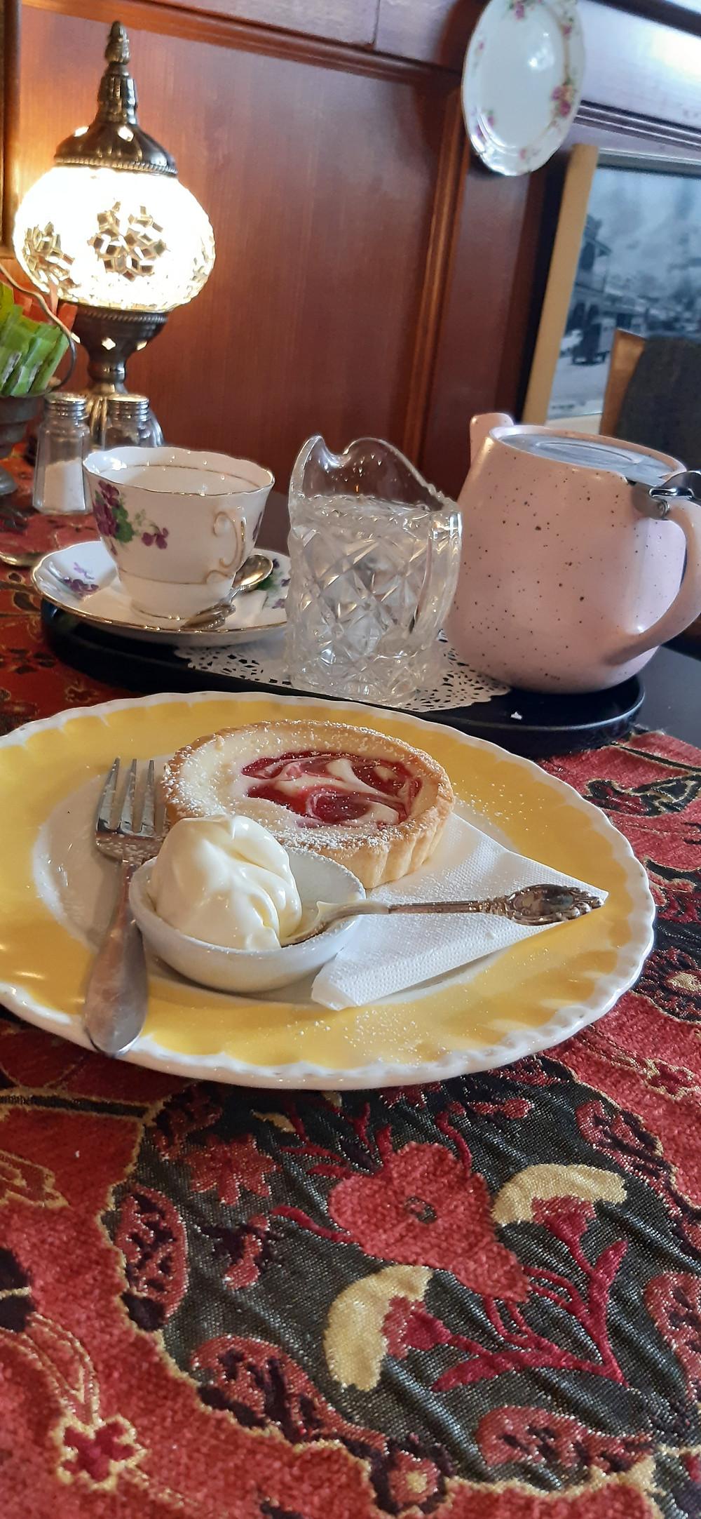 Tart and Tea Rosedale Café