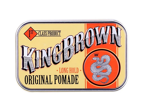 King Brown Original Pomade