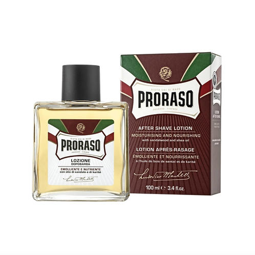 Proraso Refresh and Toning balm