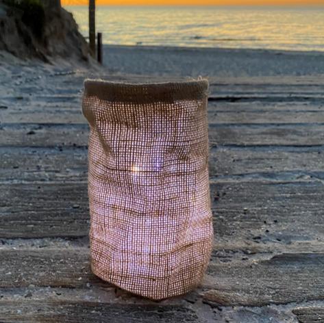 Hession lantern $18