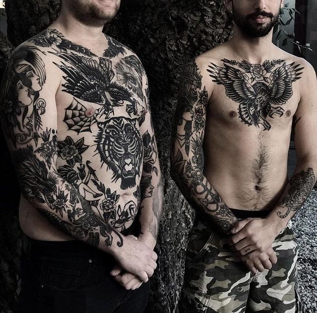 Traditional Tattooist Melbourne