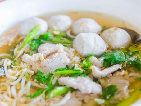 Vietnamese Fish Ball Noodle Soup Recipe
