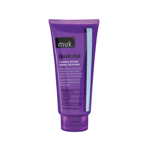 Blonde Muk Toning Conditioner (1 Minute Treatment)