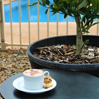 MUNDUBBERA MOTEL BREAKFAST COFFEE