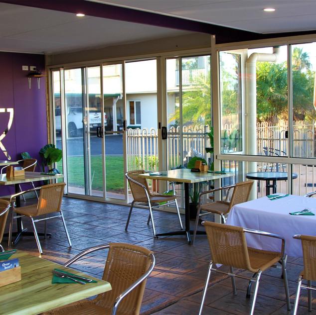 MUNDUBBERA RESTAURANT PUB DINING QLD