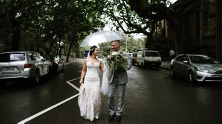 Kim & Ferras Wedding