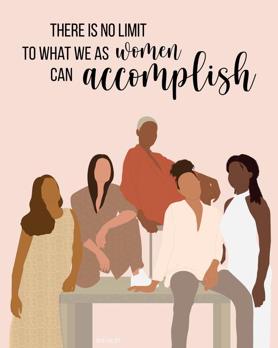 accomplished women