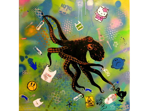 Octopus Cleaner  (Scapa Joe)