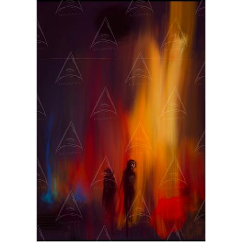 Arsonist's Lullabye, 2020  (Veronica Merlo)