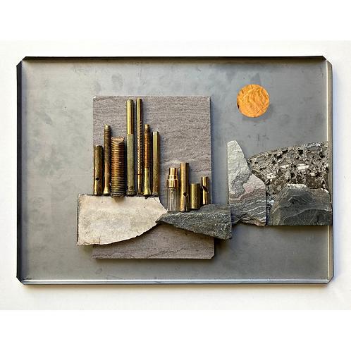 City of Gold 5: Mountain High (Nancy D Lane)