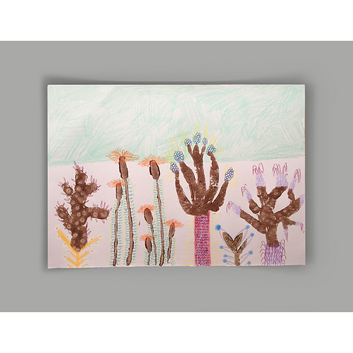 Plants from Soil  (Laura Mayer)