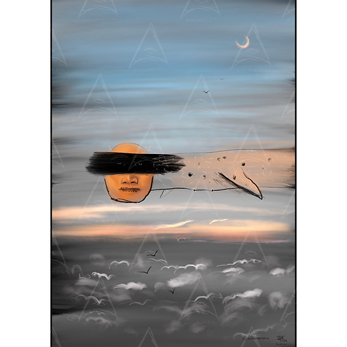 Can I Fly Plz, 2020  (Veronica Merlo)