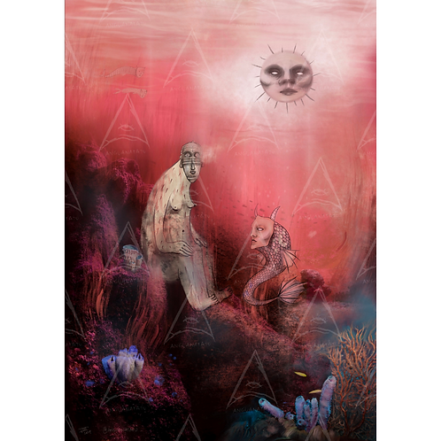 Under the Tree, 2019  (Veronica Merlo)