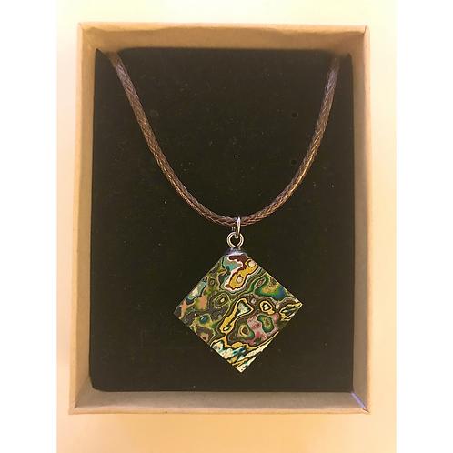 Graffiti Necklace (Diamond), by Koen Noordenbos