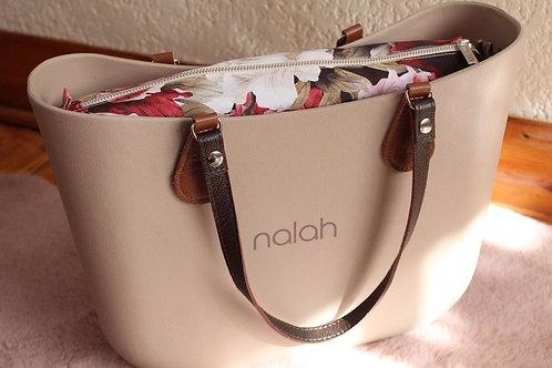 Floral Classic Nalah Handbag