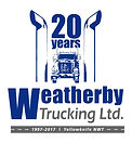 Weatherby Trucking Yellowknife Northwest Territories Heavy Construction heavy towing mining