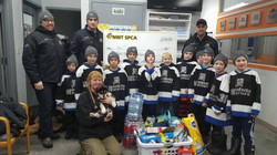 Warriors Helping the SPCA