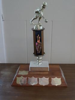 Alice Smith - Ladies' Champion