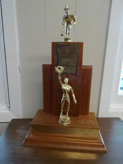 T.F. Elphick Trophy - Club Singles