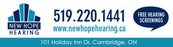 New Hope Hearing