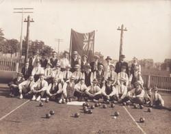 Pattinson Bowling Green 1908