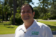 Avelino Mendoza owner of Cash Couponbook