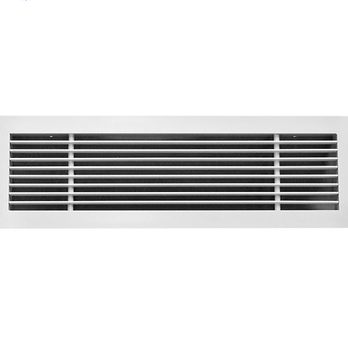 Linear Bar Grille LBG-F-345x195 (Face: 400 x 250) with fixed core