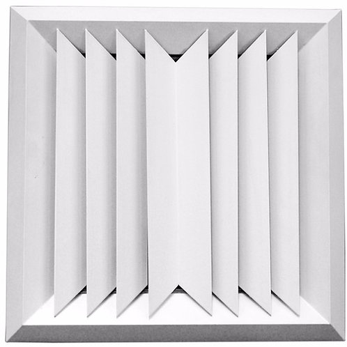 Beveled Edge Diffuser BD2O 300 x 300 (FACE: 410 X 410) With Neck Adapter