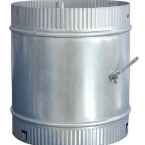 Manual Barrel Damper  MBD-250
