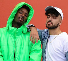 Hip hop artists Times x Two released a m