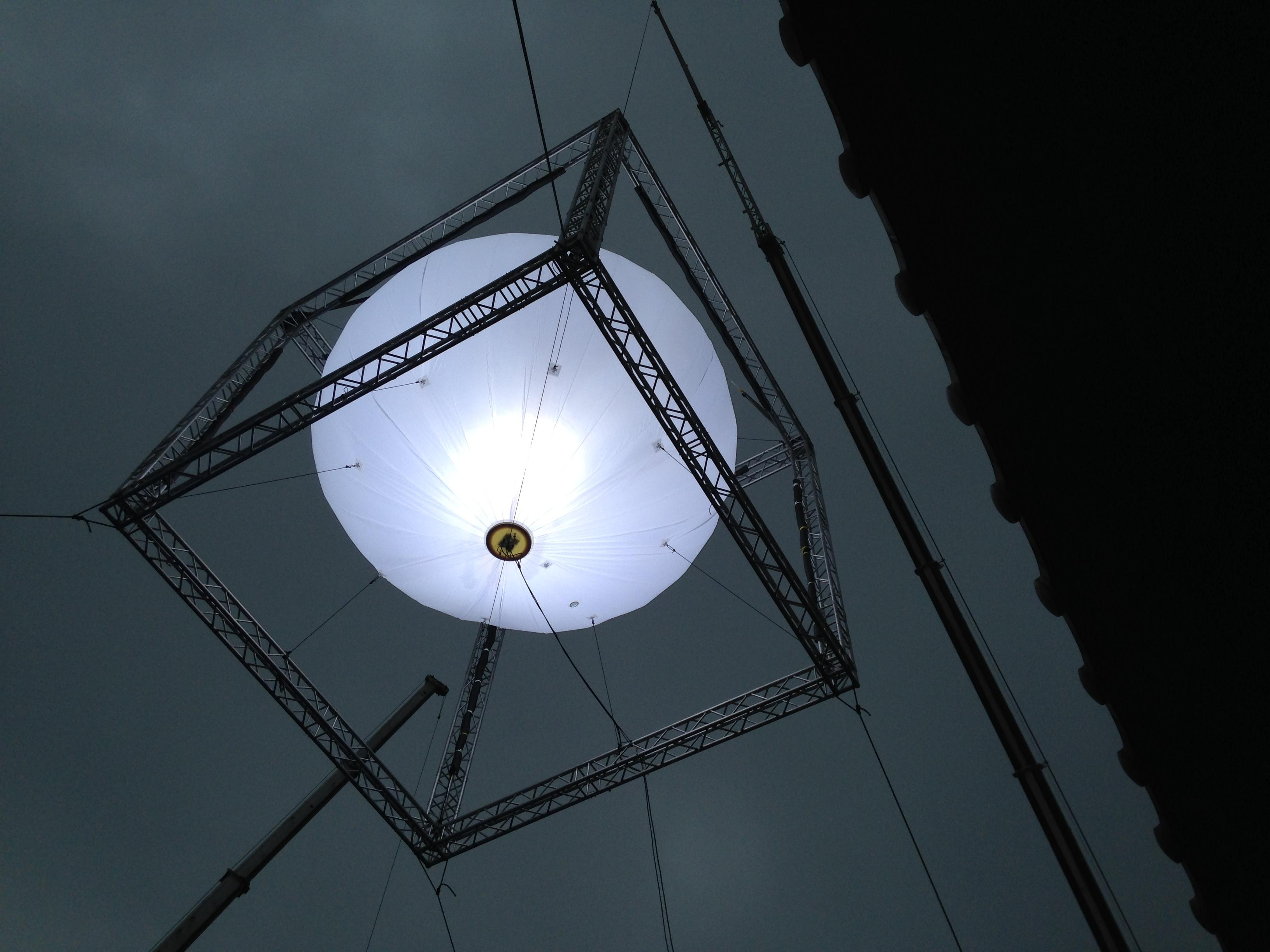 Truss Ballon Light