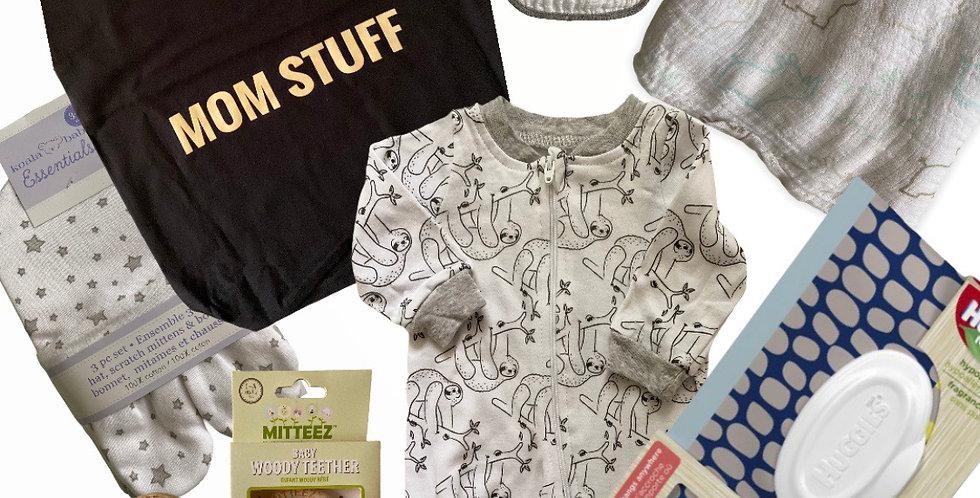 The Premium Baby Box - 7 Gifts