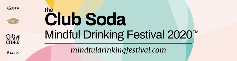 Mindful Drinking Festival Banner