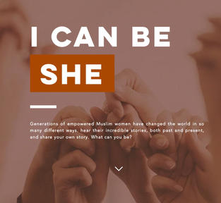I Can Be She