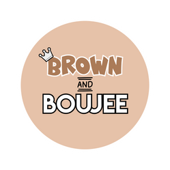 Brown and Boujee Logo
