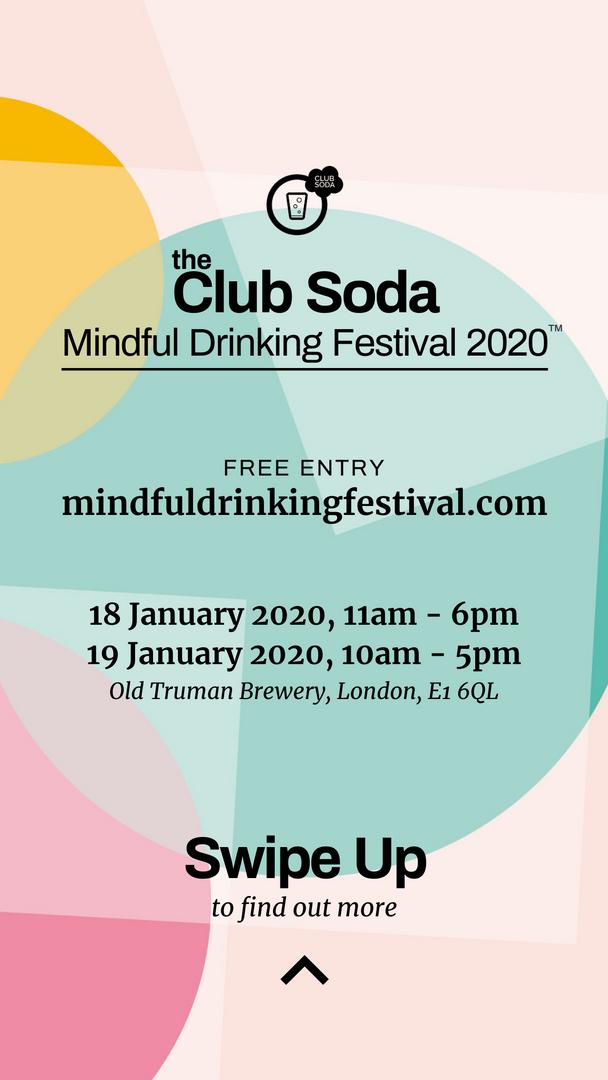 Mindful Drinking Festival Instagram Story